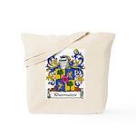 Khomutov Family Crest Tote Bag