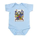 Khomutov Family Crest Infant Creeper