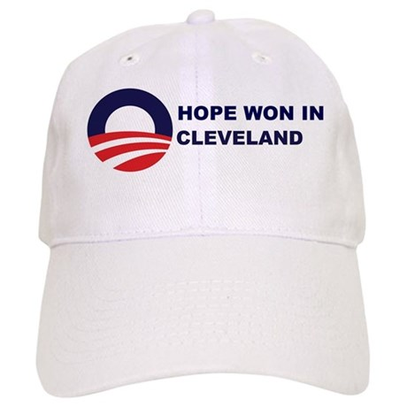 Hope Won in CLEVELAND Cap