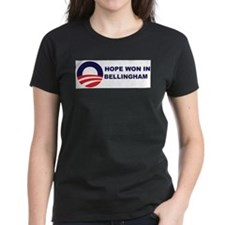 Hope Won in BELLINGHAM Tee