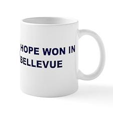 Hope Won in BELLEVUE Mug