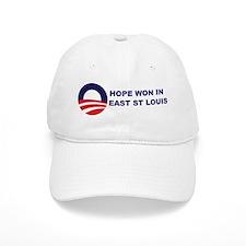 Hope Won in EAST ST LOUIS Baseball Cap