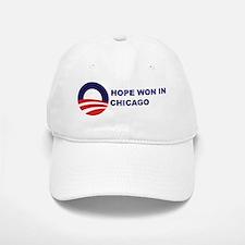 Hope Won in CHICAGO Baseball Baseball Cap