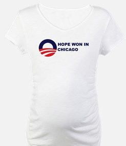 Hope Won in CHICAGO Shirt