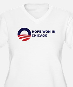 Hope Won in CHICAGO T-Shirt