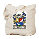Kireev Family Crest Tote Bag