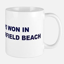 Hope Won in DEERFIELD BEACH Mug