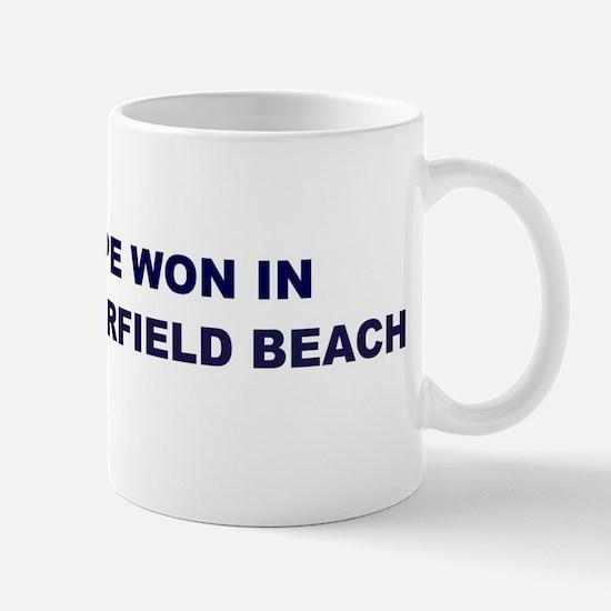 Hope Won in DEERFIELD BEACH Mug