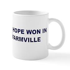 Hope Won in FARMVILLE Mug
