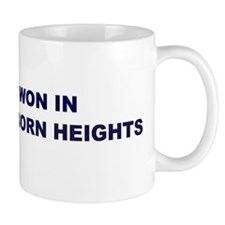 Hope Won in DEARBORN HEIGHTS Mug