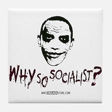 Why so socialist? Tile Coaster