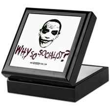 Why so socialist? Keepsake Box
