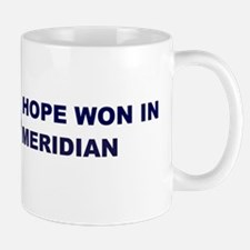 Hope Won in MERIDIAN Mug