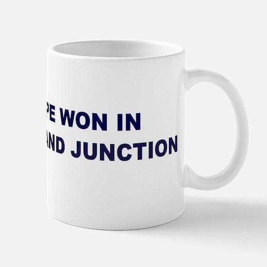 Hope Won in GRAND JUNCTION Mug