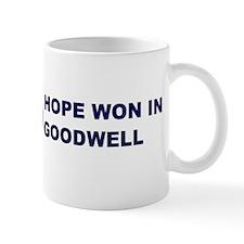 Hope Won in GOODWELL Mug