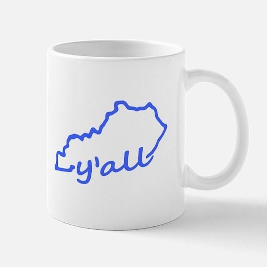 Kentucky Yall Mugs