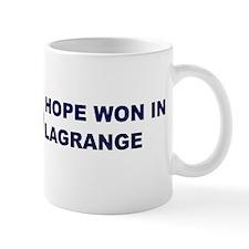 Hope Won in LAGRANGE Mug