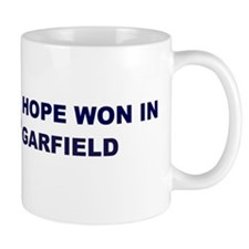 Hope Won in GARFIELD Mug
