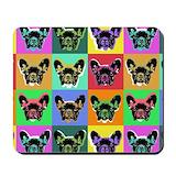 Bulldog Mouse Pads