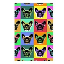 French Bulldog Postcards (Package of 8)