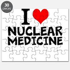 I Love Nuclear Medicine Puzzle