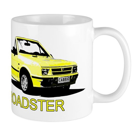 Yugo Roadster Mug