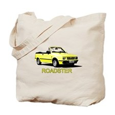 Yugo Roadster Tote Bag