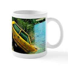 Swimming Yugo Mug