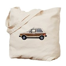 Woody Yugo Tote Bag