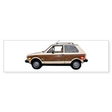 Woody Yugo Bumper Sticker (10 pk)
