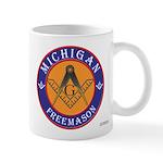 Michigan Mason Mug