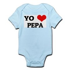 Amo (i love) Pepa Infant Creeper