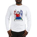 Korovkin Family Crest Long Sleeve T-Shirt