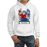 Korovkin Family Crest Hooded Sweatshirt