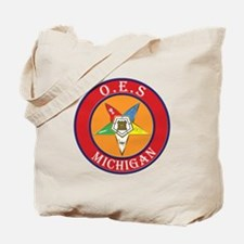 Michigan OES Tote Bag