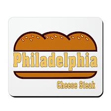 Philadelphia Cheesesteak Mousepad