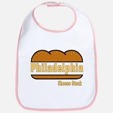 Philadelphia Cheesesteak Bib