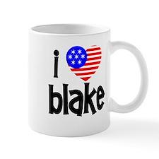 I Love James Blake Mug