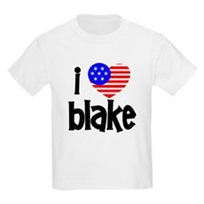 I Love James Blake T-Shirt