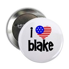 "I Love James Blake 2.25"" Button"