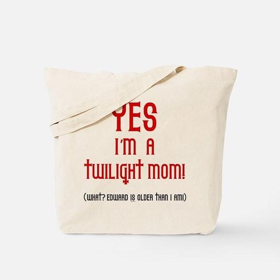 Twilight Mom Tote Bag