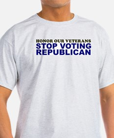 Honor Our Veterans T-Shirt