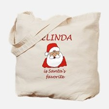 Belinda Christmas Tote Bag