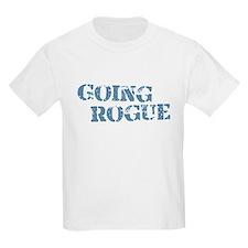 Blue Going Rogue T-Shirt