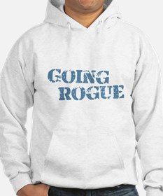 Blue Going Rogue Hoodie