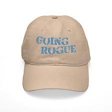 Blue Going Rogue Baseball Cap