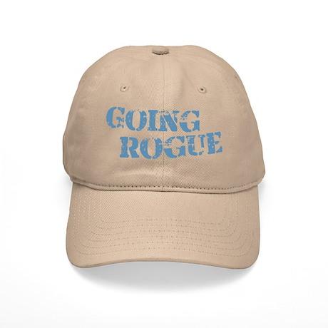 Blue Going Rogue Cap