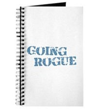 Blue Going Rogue Journal