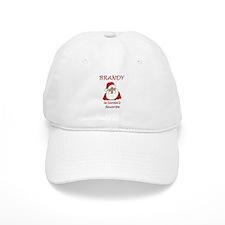 Brandy Christmas Baseball Cap