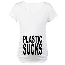 Plastic Sucks Shirt